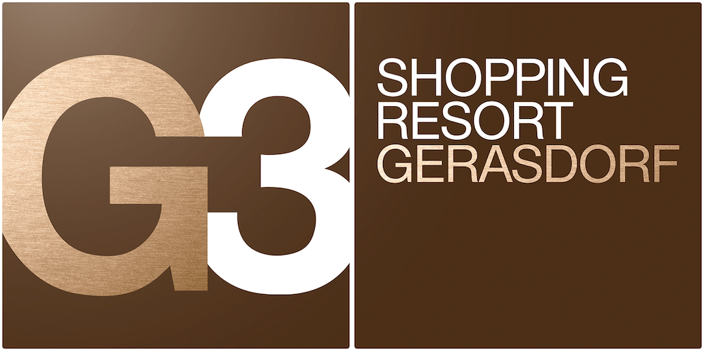 G3 Shopping Resort Gerasdorf Logo